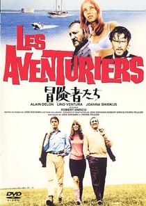 Os Aventureiros - Poster / Capa / Cartaz - Oficial 6
