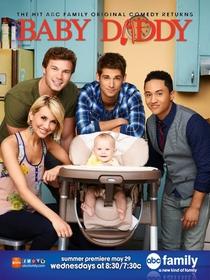 Baby Daddy (3ª Temporada) - Poster / Capa / Cartaz - Oficial 1
