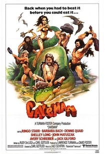 O Homem das Cavernas - Poster / Capa / Cartaz - Oficial 3