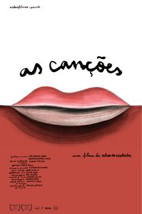 As Canções - Poster / Capa / Cartaz - Oficial 1