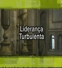Liderança Turbulenta - Poster / Capa / Cartaz - Oficial 1