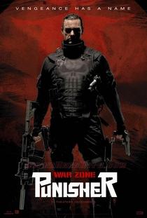 O Justiceiro: Em Zona de Guerra - Poster / Capa / Cartaz - Oficial 3
