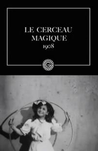O aro mágico - Poster / Capa / Cartaz - Oficial 1