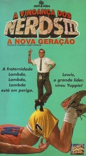 A Vingança dos Nerds 3 - A Nova Geração - Poster / Capa / Cartaz - Oficial 2
