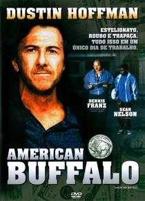 American Buffalo - Poster / Capa / Cartaz - Oficial 3
