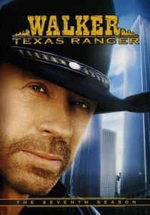 Walker, Texas Ranger (7ª Temporada) - Poster / Capa / Cartaz - Oficial 1