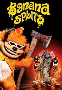 The Banana Splits Movie - Poster / Capa / Cartaz - Oficial 3