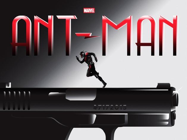 Homem-Formiga ganha pôsteres exclusivos da Poster Posse