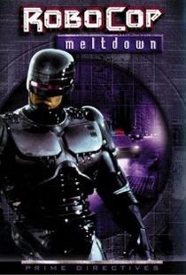 RoboCop: Prime Directives - Poster / Capa / Cartaz - Oficial 2