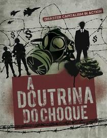 A Doutrina de Choque - Poster / Capa / Cartaz - Oficial 3