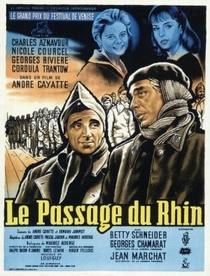 A passagem do reno - Poster / Capa / Cartaz - Oficial 1