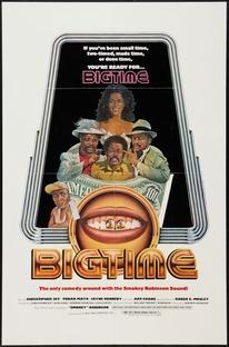 Big Time - Poster / Capa / Cartaz - Oficial 1