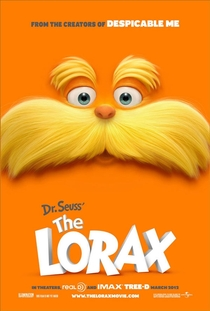 O Lorax - Em Busca da Trúfula Perdida - Poster / Capa / Cartaz - Oficial 1