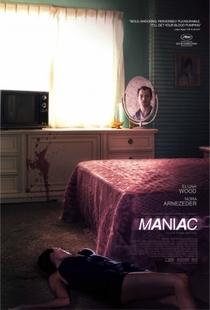Maníaco - Poster / Capa / Cartaz - Oficial 3
