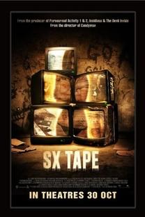Sex Tape - Gravação do Medo - Poster / Capa / Cartaz - Oficial 2
