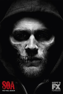 Sons of Anarchy (7ª Temporada) - Poster / Capa / Cartaz - Oficial 1