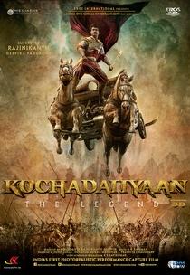 Kochadaiiyaan - Poster / Capa / Cartaz - Oficial 9