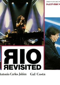 GAL & TOM -1992 RIO REVISITED LIVE - Poster / Capa / Cartaz - Oficial 1