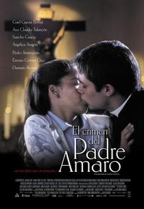 O Crime do Padre Amaro - Poster / Capa / Cartaz - Oficial 5