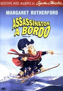 Assassinatos a Bordo - Poster / Capa / Cartaz - Oficial 1