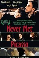 Never Met Picasso (Never Met Picasso)