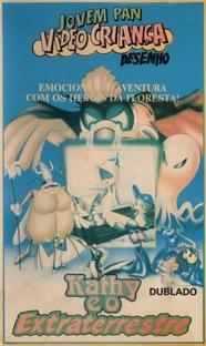 Kathy e o Extraterrestre - Poster / Capa / Cartaz - Oficial 1