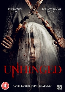 Unhinged - Poster / Capa / Cartaz - Oficial 2