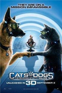 Como Cães e Gatos 2: A Vingança de Kitty Gallore - Poster / Capa / Cartaz - Oficial 3