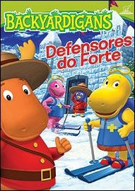 Backyardigans - Defensores do Forte - Poster / Capa / Cartaz - Oficial 1