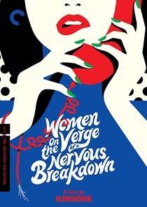 Mulheres à Beira de um Ataque de Nervos - Poster / Capa / Cartaz - Oficial 10