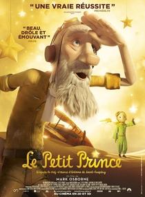 O Pequeno Príncipe - Poster / Capa / Cartaz - Oficial 4
