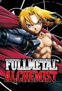Fullmetal Alchemist - Poster / Capa / Cartaz - Oficial 2