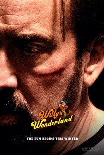 Willy's Wonderland - Poster / Capa / Cartaz - Oficial 5
