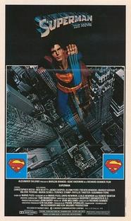 Superman - O Filme - Poster / Capa / Cartaz - Oficial 5