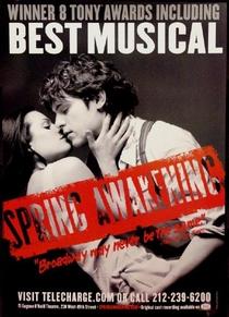 Despertar da Primavera - Poster / Capa / Cartaz - Oficial 1