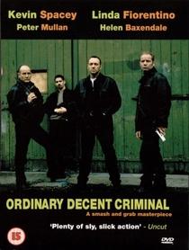 Um Criminoso Decente - Poster / Capa / Cartaz - Oficial 1