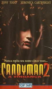 Candyman 2 - A Vingança - Poster / Capa / Cartaz - Oficial 3