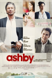 Ashby - Poster / Capa / Cartaz - Oficial 2