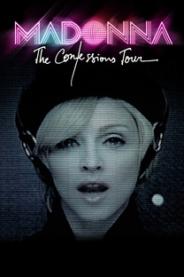 Madonna: The Confessions Tour - Poster / Capa / Cartaz - Oficial 3