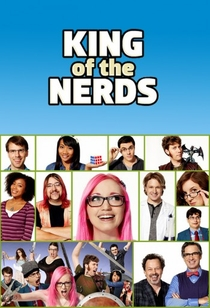 King Of The Nerds - Poster / Capa / Cartaz - Oficial 2