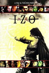 Izo - Poster / Capa / Cartaz - Oficial 1