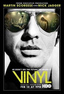 Vinyl (1ª Temporada) - Poster / Capa / Cartaz - Oficial 1