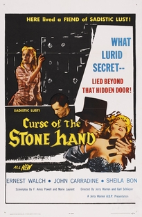 Curse of the Stone Hand - Poster / Capa / Cartaz - Oficial 1