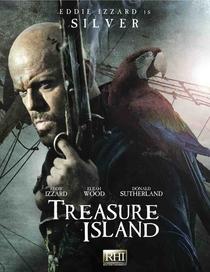 A Ilha do Tesouro - Poster / Capa / Cartaz - Oficial 2