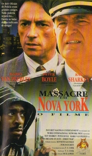 Massacre em Nova York - O Filme  - Poster / Capa / Cartaz - Oficial 1