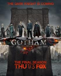 Gotham (5ª Temporada) - Poster / Capa / Cartaz - Oficial 1