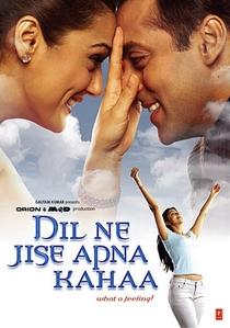 Dil Ne Jise Apna Kaha - Poster / Capa / Cartaz - Oficial 2