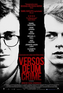 Versos de um Crime - Poster / Capa / Cartaz - Oficial 4