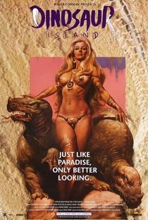 Dinosaur Island - Poster / Capa / Cartaz - Oficial 1