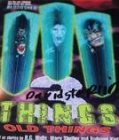 Things III - Old Things (Things 3: Old Things)